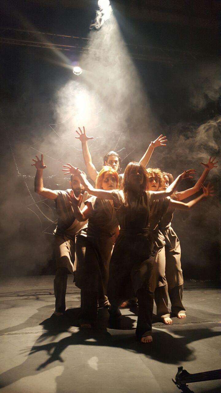 Ankara Devinim Tiyatro, ilk yazılı tiyatro metni Zincire vurulmuş Prometheus'u izleyiciyle buluşturacak