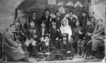 """Serbazî Aza"" (Cesur Komutan, 1935)"