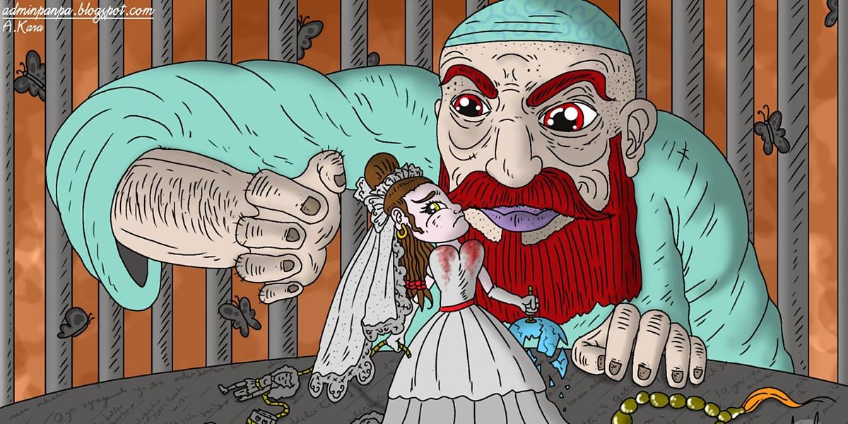 çocuk evlilikleri Dinci üniversiteler de bildiğiniz gibi: Her çoc uk evliliği istismar değilmiş!