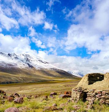 5 bin metrede zaman: Wakhan Koridoru