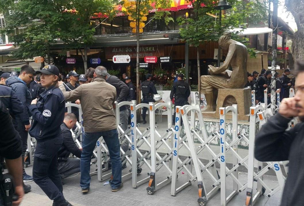 Başkent şaşkın: Ankara'da