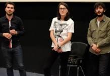 """Gözde Kural'ın yönettiği """"Toz"""" filminin Ankara'da özel gösterimi yapıldı"""