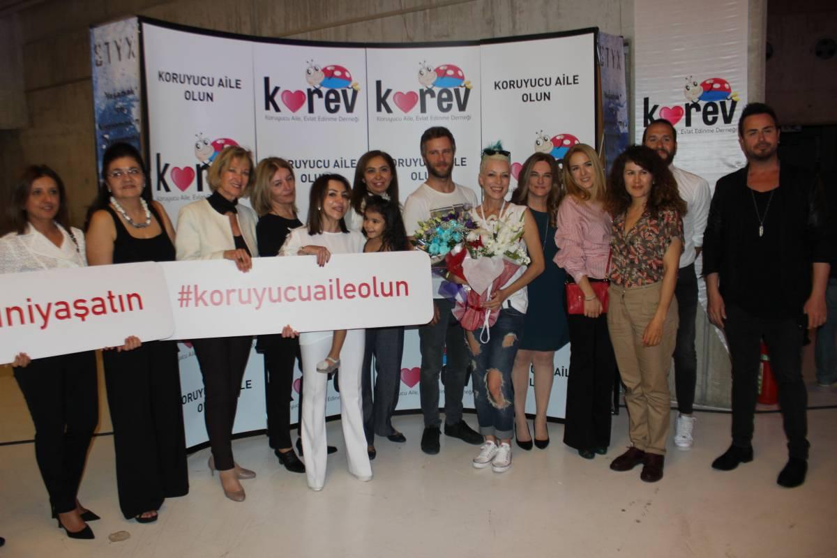 Danset Sahne Sanatları ve KOREV'den anlamlı etkinlik: