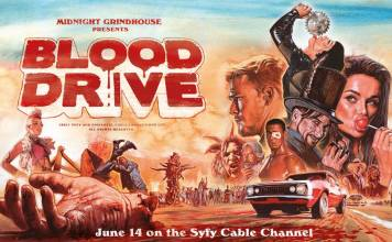 "Blood Drive: Steam ve CyberPunk arasında bir ""gore"""