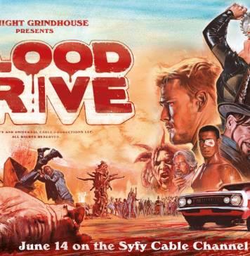 """Blood Drive: Steam ve CyberPunk arasında bir """"gore"""""""