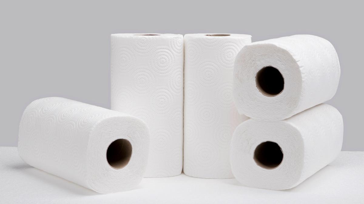 avansas Kağıt havluların kurtarıcı olduğu 5 durum