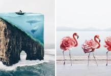 Portekizli sanatçı umulmadık nesneleri birleştirerek gerçeküstü sanat yapıyor
