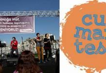 İzmirli müzik grubu Cumartesi, 8 Martta beraber çalmak isteyen müzisyen kadınlar arıyor