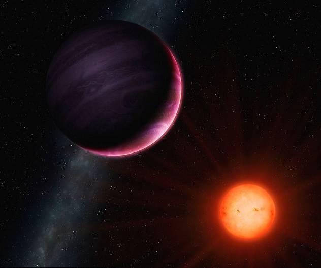 Yeni keşfedilen gezegenin varlığı astronomları şaşırtıyor