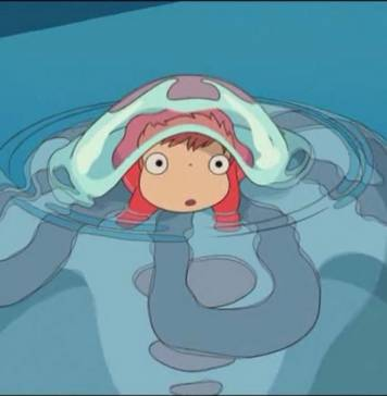 Bir Miyazaki Masalı: Ponyo