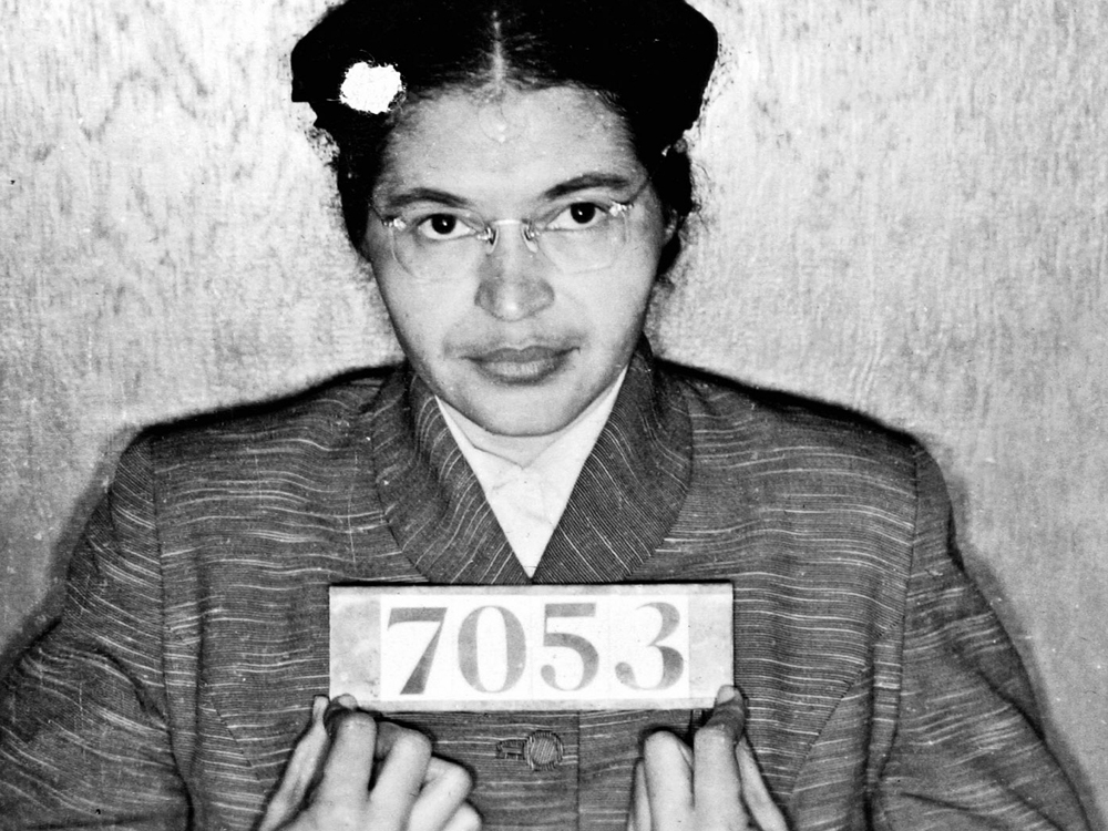 Afroamerikan Sivil Haklar Hareketi'nin Annesi: Rosa Parks
