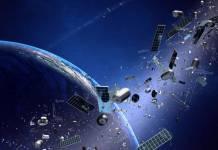 Yüzlerce uzay aracının yattığı uzay aracı mezarlığı