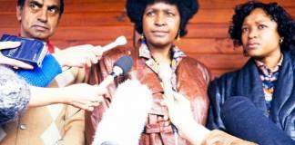 Winnie Madikezela-Mandela