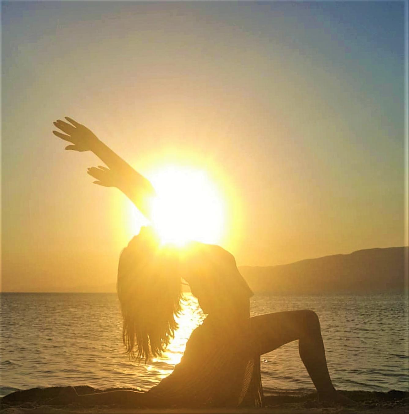 İleri yaşta yoga